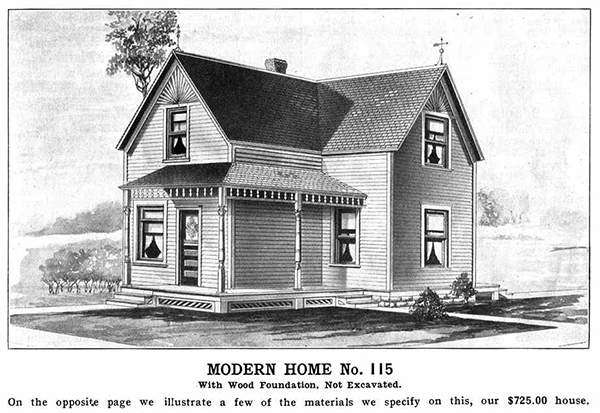 Sears House No. 115
