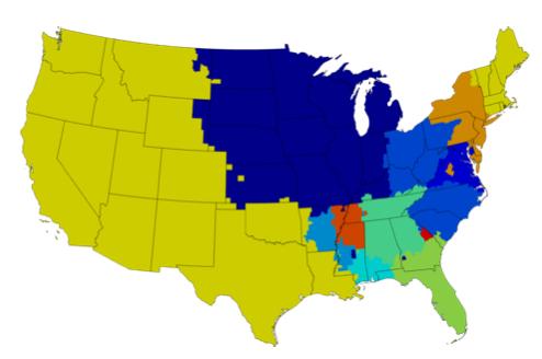 Effective borders from Thiemann et al 2011