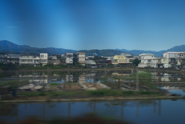 Taiwanese countryside